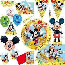 Disney Mick Ratón Fiesta Cumpleaños Cumpleaños Niños Mickey Mouse Donald Duck