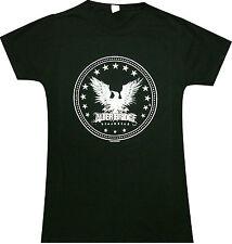 Official Alter Bridge Black Bird Girls Juniors Tissue T-Shirt American Rock Band