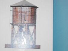 mainline water tower N SCALE BY JV MODELS #1013