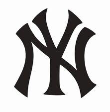 New York Yankees MLB Baseball Vinyl Die Cut Car Decal Sticker - FREE SHIPPING
