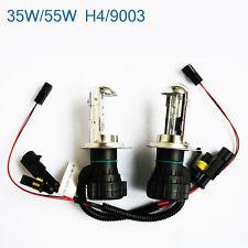 35W/55W HID  Bi-xenon Hi/Low Dual Beam Bulbs H4 H13 9003 9004 9007 9008 Harness