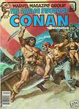 Savage Sword of Conan # 75 (USA)