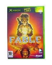 Fábula (Microsoft Xbox, 2004) - Versión Europea