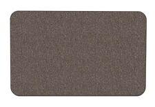 SKID-RESISTANT RUG living area carpet kitchen floor mat PEBBLE GRAY