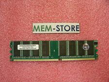 1GB DDR333 PC2700 184pin Unbuffered Non-ECC Memory HP Compaq dc5000 series