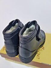 Blondo pamela Women  Black  Ankle Boot NIB Leather Wool