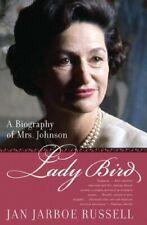 Lady Bird A Biography of Mrs. Johnson (pb) First Ladies NEW