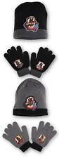 Garçons star wars tricot chapeau et gants set taille unique de 3 à 10 ans 780330