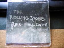 ROLLING STONES Rain Fall Down 1Track  Promo Cardsleeve