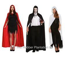 Mantello con cappuccio Halloween Vampiro Costume Pagana