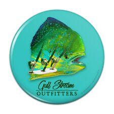 Gulf Stream Outfitters Mahi Ocean Fish Compact Pocket Purse Hand Makeup Mirror