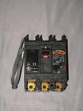 Fuji Electric 3-Pole 10AMP Auto Breaker *New* EA53C (10A) BB3BEC-010