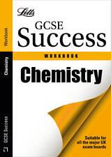 Letts GCSE Success Workbook Chemistry Book