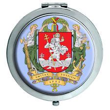 Vilnius (Lithuania) Compact Mirror