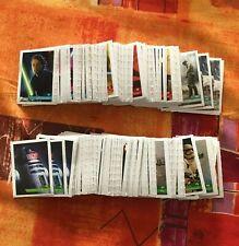 50//100 mixte star wars clone wars série 1 baiskarten Topps Force Attax