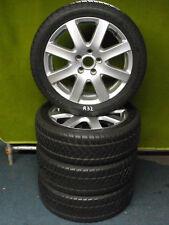 4St. VW Passat 3C Alu Winterkompletträder 6,0x17 ET45 5x112 (R32)