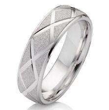 Eleganter Silbering massiv 925 Silber ohne Stein mit Ring Gravur SEO49
