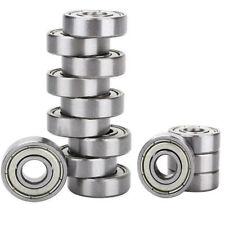 608ZZ Ball Bearings - Fits PREMIUM ABEC-5 Rated - Skateboard, 3D Printer Wheels