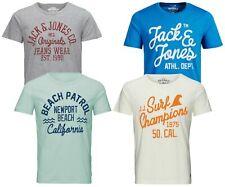 JACK & JONES ORIGINALS Herren T-Shirt JJ OR NEW TEE Rundhals Slim 12106507 NEU