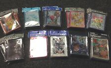 64 Japonais Pokemon Officiel Carte Manches 66mm X 92mm Neuf