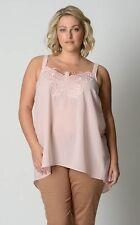 Autograph Ladies Oriental Express Cami Top sizes 14 18 20 22 Colour Pink Blush