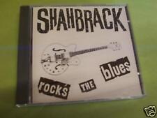 SHAHBRACK,ROCK´S THE BLUES cd m(-)/m(-) neuwertigColonia Musik cdf 880360