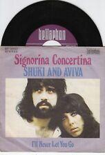 SHUKI & AVIVA Signorina Concertina 45/GER/PIC