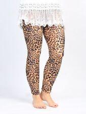 Cheetah / Leopard Fleece Leggings