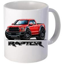 2017-19 Ford Raptor F150 Pickup Truck Coffee Mug 11oz 15 oz Ceramic NEW