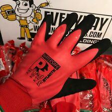 Waterproof Dual Coated Work Gloves - (Watersafe Atlantic) - PACK OF 10 (WS1)