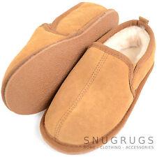Infantil / Niños / Chicos calientes de piel de oveja Zapatilla / zapato bota