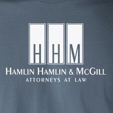 HAMLIN HAMLIN & MCGILL Attorneys breaking bad walter white heisenberg T-Shirt