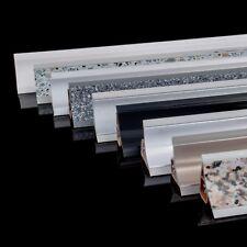 3m ABSCHLUSSLEISTE 23x23mm Winkelleisten Tischplatte Arbeitsplatte Küche