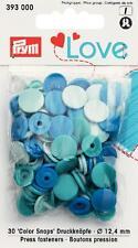 Prym LOVE Color Snaps Nähfrei-Druckknöpfe Vario Zange Werkzeug-Set zur Auswahl