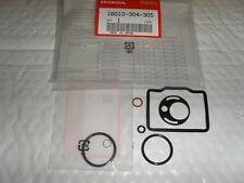 Honda 125 200 Carburetor Gasket Set Kit CB200 CL200 SL200T TL125 16010-304-305