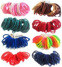 36 Endless Snag Free Hair Bobbles Girls Hair Accessory Hair Bands Elastics