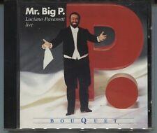 CD-Luciano Pavarotti-Live-Mr Big P. - Bouquet