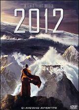 Film dvd 2012 (2009) Azione NUOVO E SIGILLATO