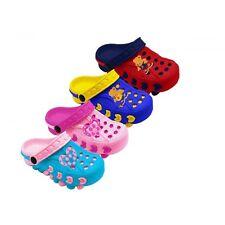 Kinder Clogs Pantoletten Sandalen für Kinder Badeschuhe Hausschuhe