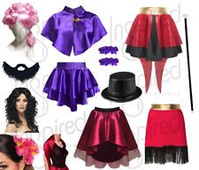 Women's The GREATEST SHOWMAN Costumes ZENDAYA, Bearded Lady, Ringleader Costumes