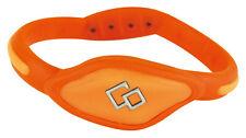 ORANGE Flex Loop Bracelet Trion Z Magnetic Wristband Arthritis Golf Health