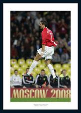 Cristiano Ronaldo Manchester United 2008 Champions League Final Foto (127)