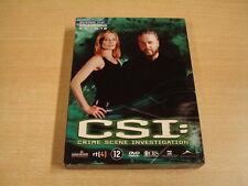 3-DISC DVD BOX / CSI:CRIME SCENE INVESTIG. - SEIZOEN 5 - AFLEVERING 5.1 - 5.12