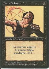 MTG - Forza Diabolica - Unholy Strength - FBB Prima Edizione ITALIANA