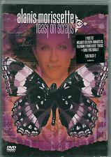 DVD ZONE 2 + CD--CONCERT--ALANIS MORISSETTE--FEAST ON SCRAPS