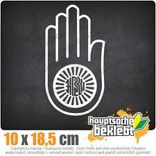 Jain Hand Ahimsa csf0705  JDM  Sticker Aufkleber