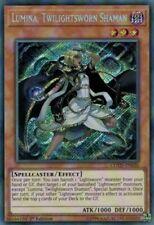 1x Lumina, Twilightsworn Shaman - COTD-EN026 - Secret Rare - 1st Edition YuGiOh