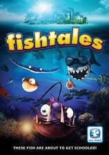 Fishtales,Very Good DVD, Evan Tramel, Jesse Baget,