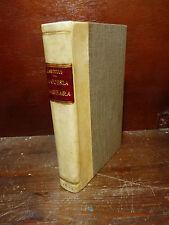 CARDUCCI GIOSUE : LA POESIA BARBARA - 1881 ZANICHELLI BOLOGNA PERGAMENA