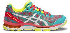 * NEW * Asics Gel Netburner Professional 12 Womens Netball Shoe (B) (3901)